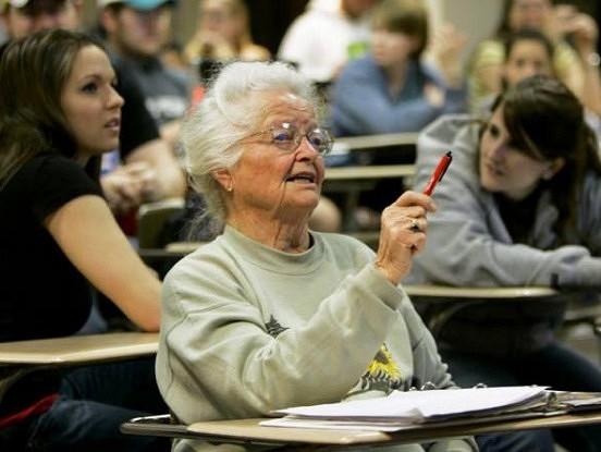 Mācīties nekad nav par vēlu. Stāsts, kas iedvesmo