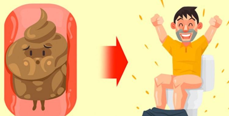 Pieci produkti kas atbrīvos no aizcietējuma efektīvāk par jebkurām zālēm!