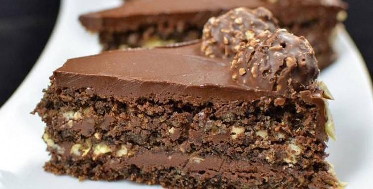 "Torte ""FERRERO ROCHER"""