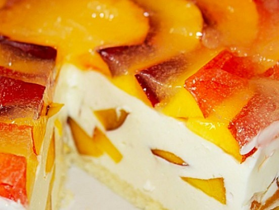 Biezpiena – jogurta torte . 100 g satur tikai 63,3 kkal!