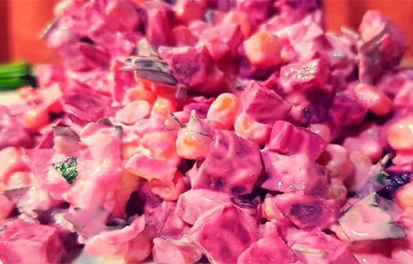 Salāti katrai dienai – ātri, vienkārši un ļoti garšīgi.
