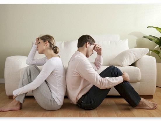 Ģimenes attiecību krīzes