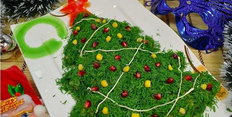 Ziemassvētku salāti