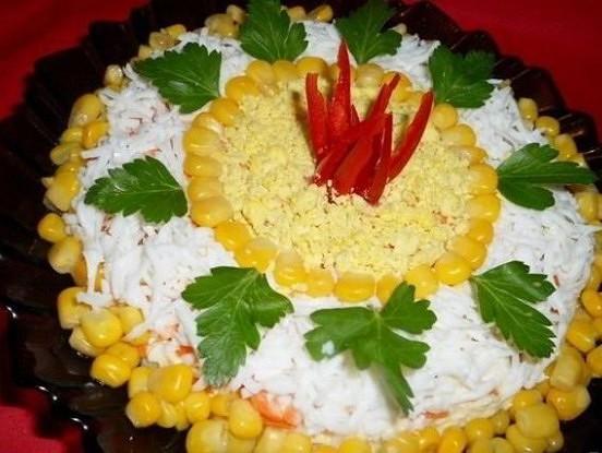 Salātu izlase svētku galdam