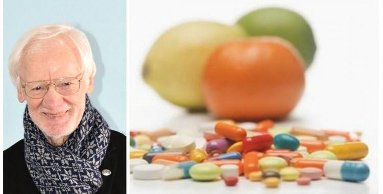 """Profesors Danilāns uzspridzina internetu: """"Vitamīnu lietotāji nomirst ātrāk!"""""""