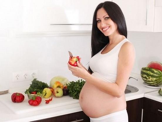 Pareiza ēdienkarte dažādos grūtniecības ciklos