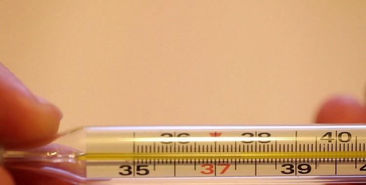Lai pārbaudītu savu vairogdziedzeri, jums ir nepieciešams tikai termometrs!