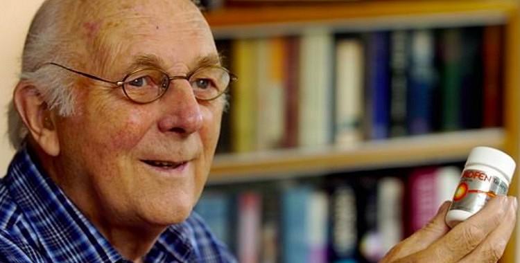 Ārsts – izgudrotājs, kas pasaulei deva Ibuprofēnu