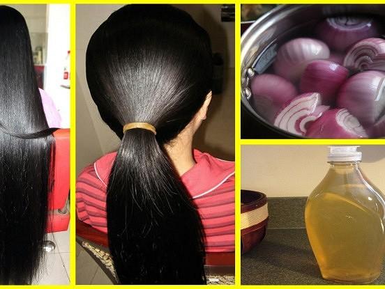 Sieviete atklāj kā panākt, ka mati aug ātrāk un kļūst biezāki!