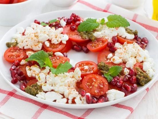 Pavasara salāti itāļu gaumē