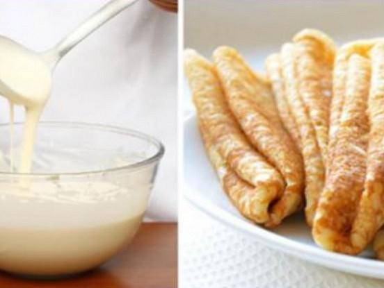 Pankūku mīklas receptes. Labāko recepšu TOP 5