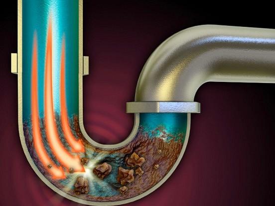 Pavisam vienkāršs veids, kā attīrīt aizdambējušās caurules