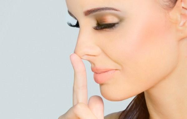 Veselības diagnostika pēc deguna