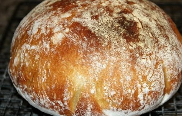 Mājās cepta maize
