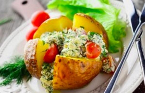 Krāsnī cepts kartupelis ar pildījumu