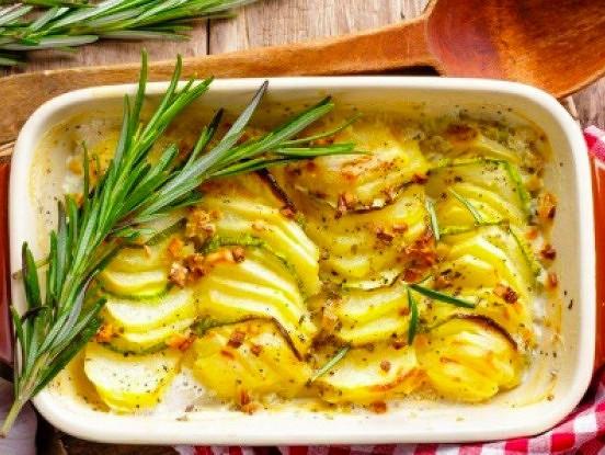 Ziemas sapnis par jaunajiem kartupeļiem