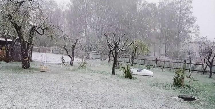 VIDEO: Sniegs klāt. Taču lielākais aukstums vēl tikai gaidāms