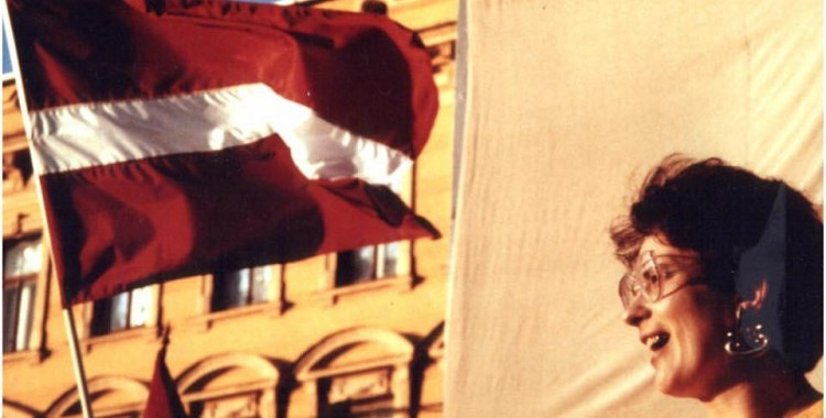 Sandra Kalniete par 1990.gada 4.maiju