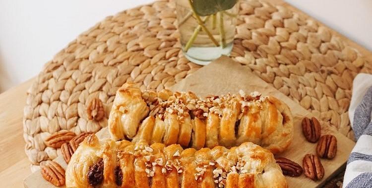 Pekanriekstu maizītes