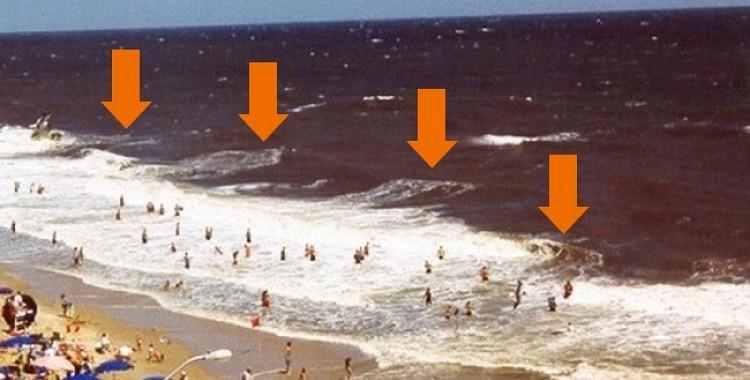 Šī bīstamā parādība jūrā var maksāt dzīvību. Esi uzmanīgs!