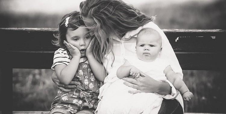 Pirmkārt tev jābūt sievai, un tikai pēc tam – mammai