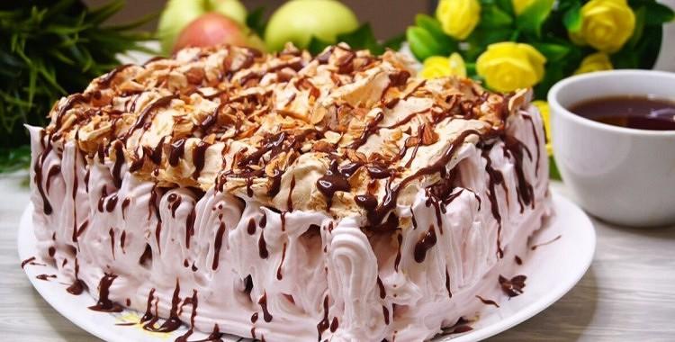 """Norvēģi to nosaukuši par """"Pasaulē labāko torti"""" un nosaukums jau runā par sevi"""