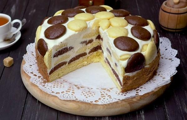 """Kā pagatavot kūku """"Dāvana mammai"""""""