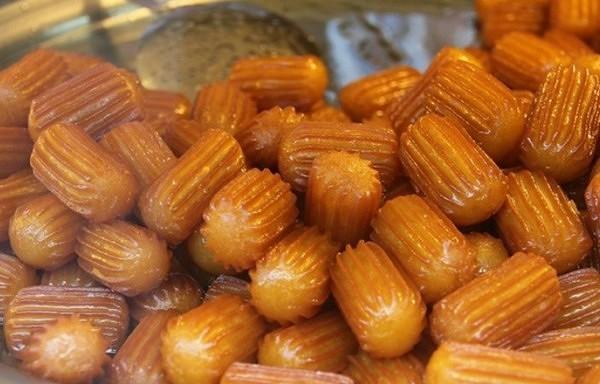 Tulumba jeb neparasti garšīgs turku deserts
