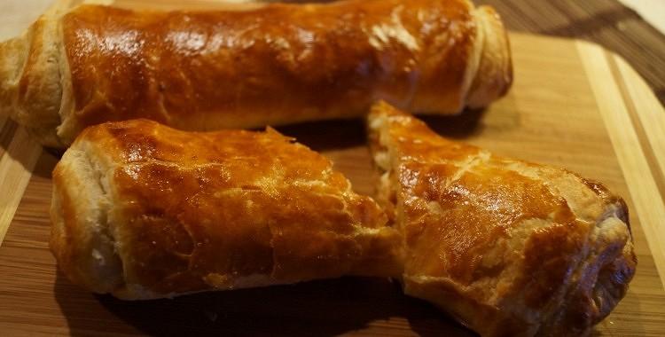 Kūpināta laša pīrāgi
