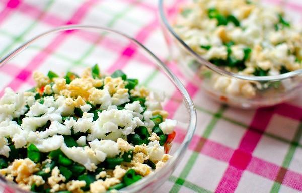 Kārtainie tunča salāti