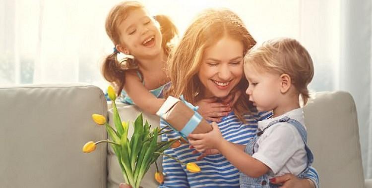 Laimīgi bērni un laimīgas mammas