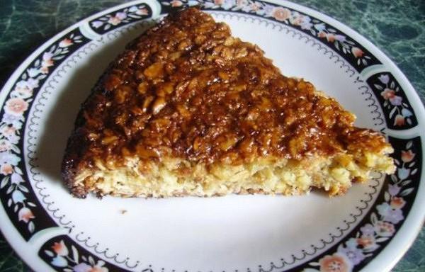 Katru rītu pa šim pīrāga gabaliņam un viduklis būs 60cm! Ne miltu, ne cukura!