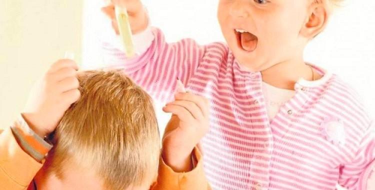 Bērnu savstarpējie kašķi. Ko darīt vecākiem?