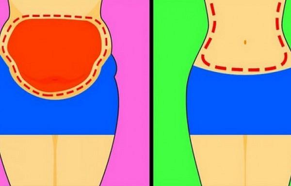 Divi lieliski vingrinājumi figūrai ar izteiktu vēderiņu. Rezultāti priecēs jau pēc divām nedēļām!