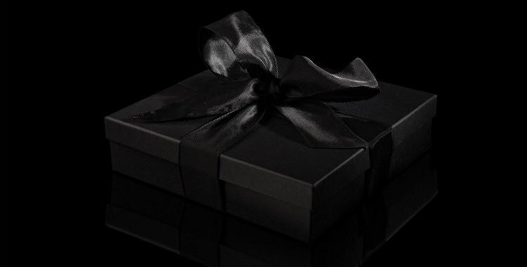 Nolādētā dāvana!