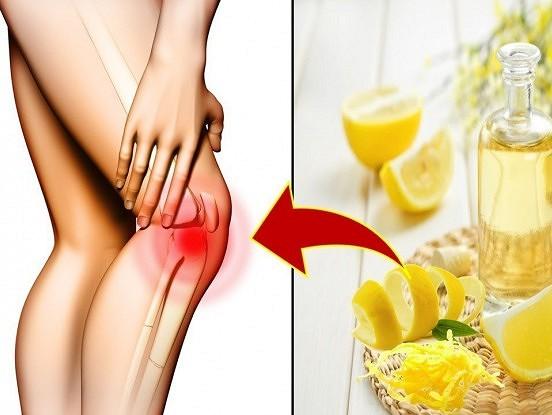 Citrona miza pret iekaisumu un sāpēm!