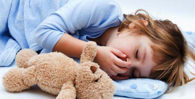 Kā uzlabot bērna miegu