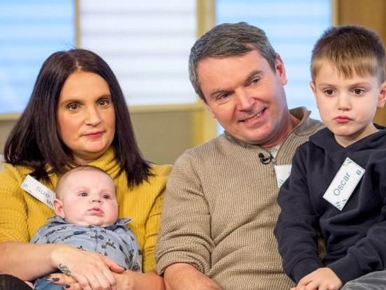 Kā izskatās 44 gadus vecā britu rekordiste, kura gaida savu 22. bērnu
