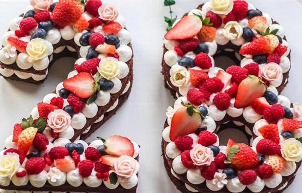 Ciparkūkas vai burtu kūkas recepte