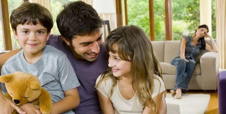 Bērni no iepriekšējām attiecībām