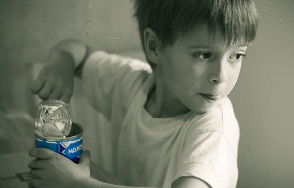 Fakti par iebiezināto pienu