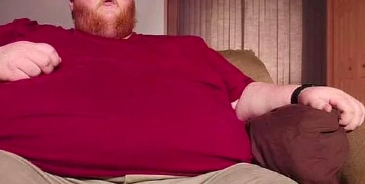 """Lielais puisis no raidījuma """"Es sveru 300 kg"""" ir mainījies un kļuvis par īstu skaistuli"""