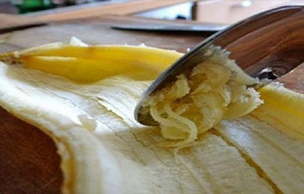 Banānu mizu labās īpašības