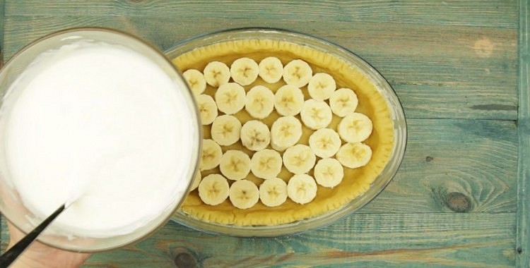 Banānu pīrāgs