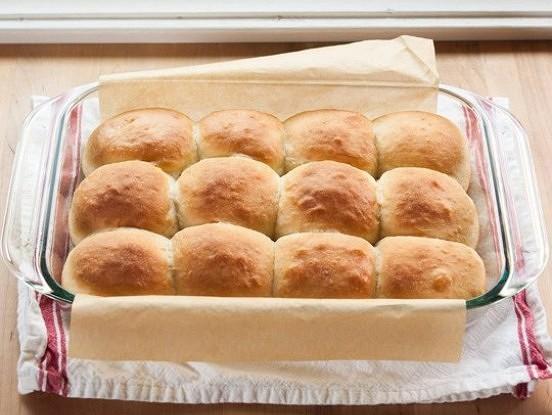 Mājās ceptas maizītes
