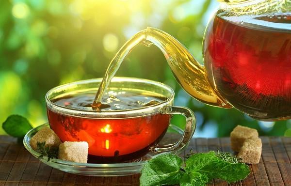 Top 5  noderīgas ārstnieciskas tējas
