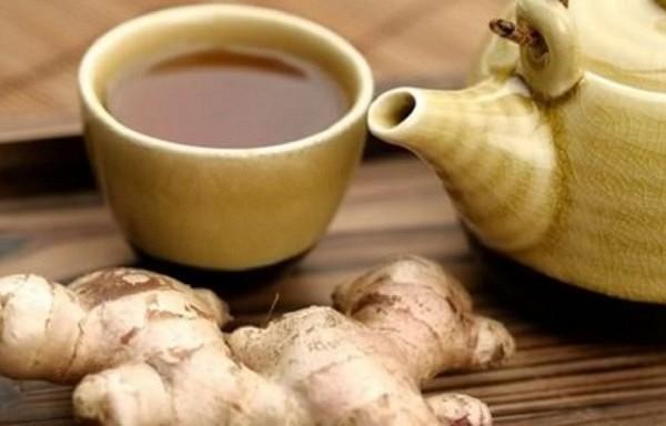 Tēja ar ingveru – efektīvs līdzeklis aknu attīrīšanai un nierakmeņu šķīdināšanai