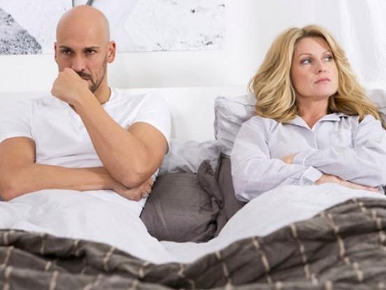 5 iemesli, kāpēc mēs vairs nevēlamies tuvību ar partneri