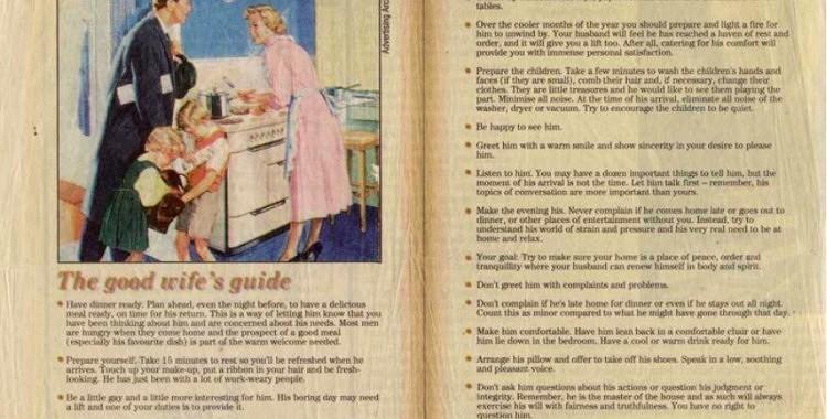 Labas sievas noteikumi
