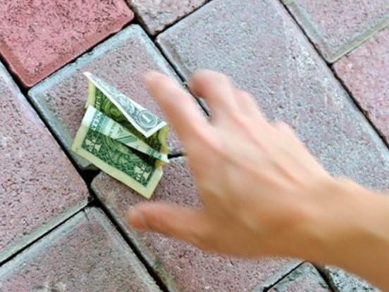 Zemē atrasta nauda ir nevis veiksme, bet gan zīme no augstākiem spēkiem: kas jāzina par atradumu